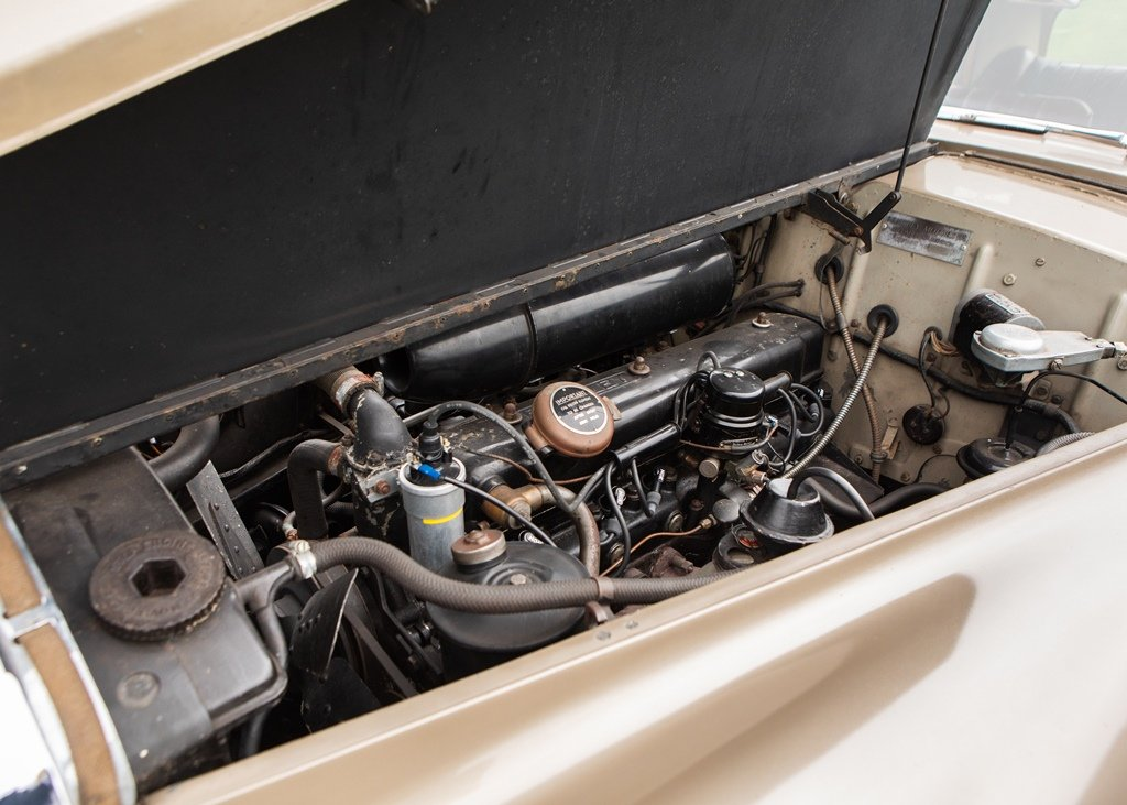 1956 Bentley S1 Continental Coupé by Park Ward SOLD by Auction (picture 5 of 6)