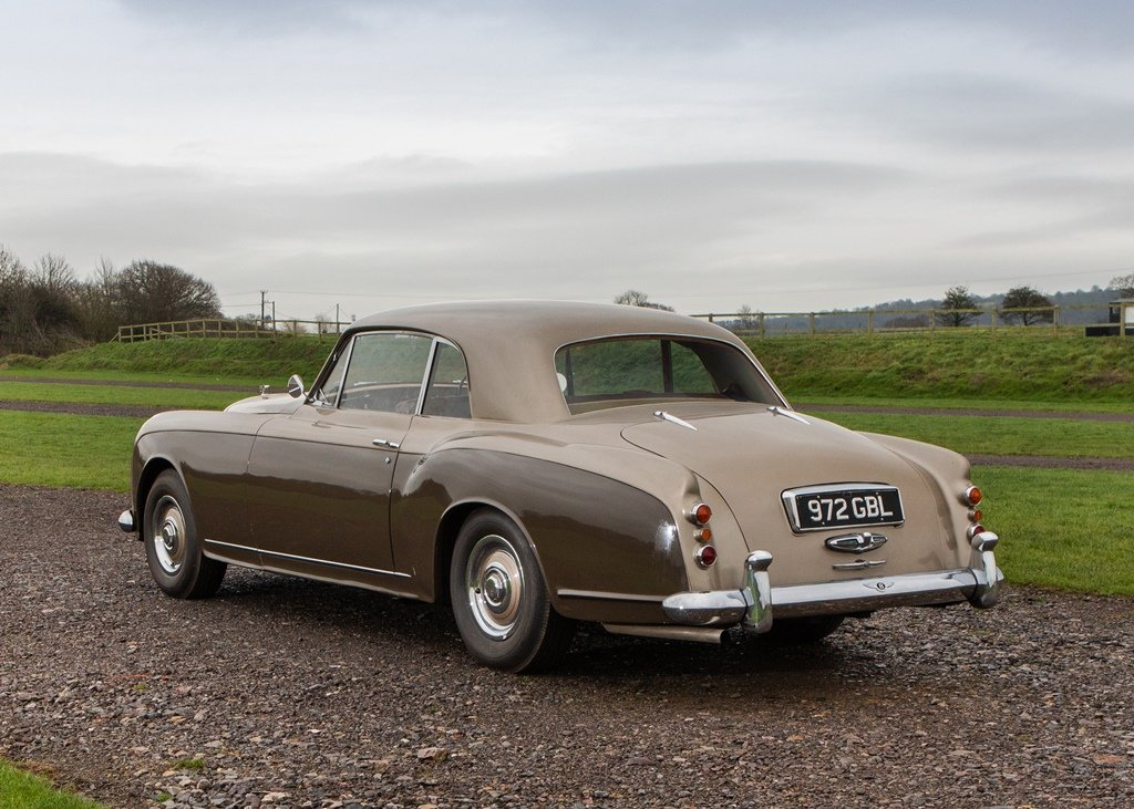 1956 Bentley S1 Continental Coupé by Park Ward SOLD by Auction (picture 6 of 6)