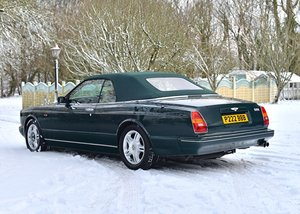 1996 Bentley Azure SOLD by Auction