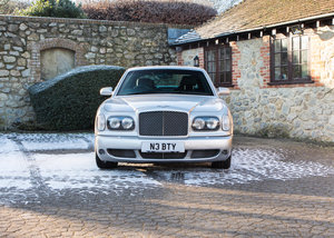 2002 Bentley Arnage T SOLD by Auction