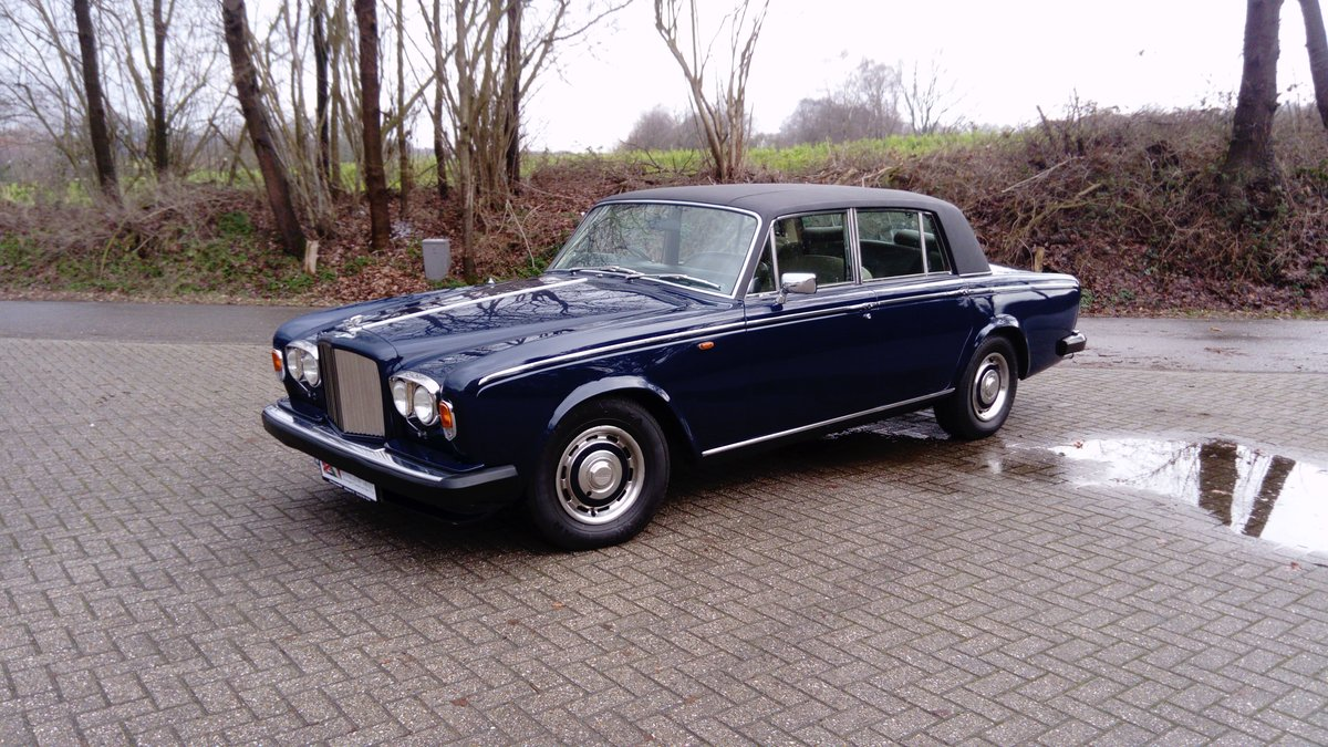 Bentley T2 RHD 1979 For Sale (picture 1 of 6)