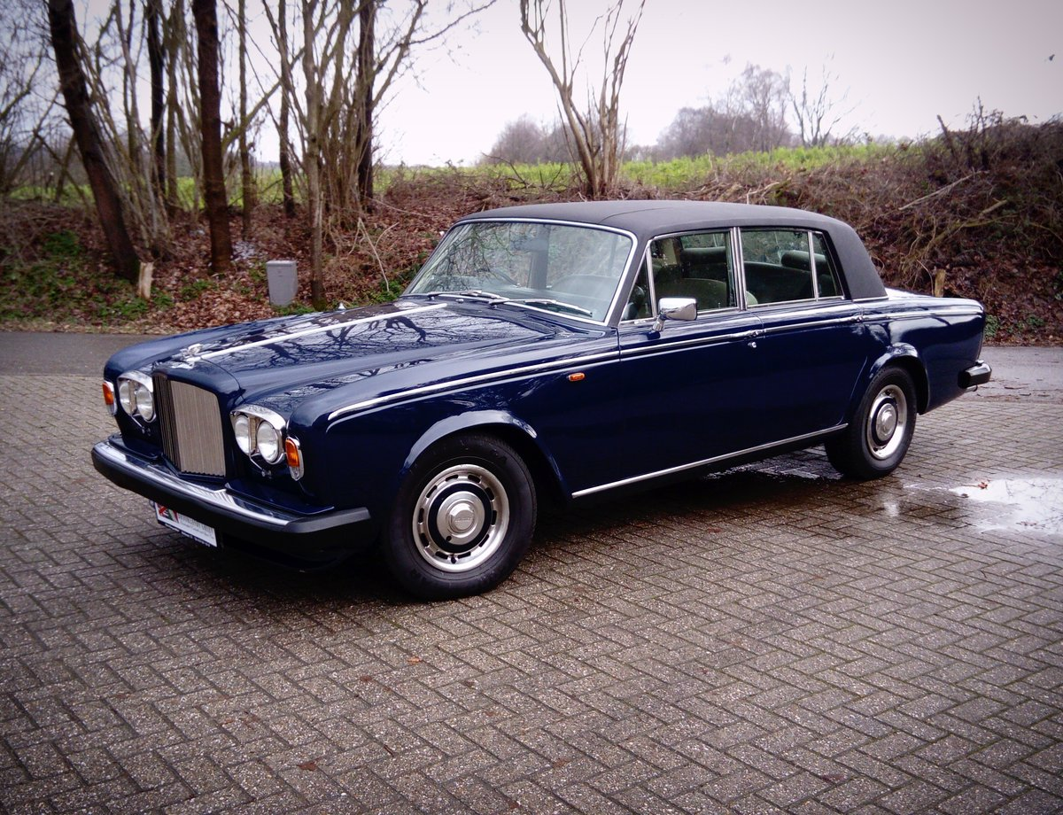 Bentley T2 RHD 1979 For Sale (picture 2 of 6)