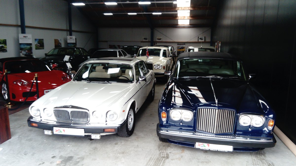Bentley T2 RHD 1979 For Sale (picture 3 of 6)