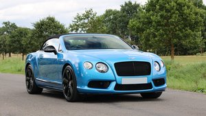 2015 Bentley GTC V8S Mulliner Concourse Series