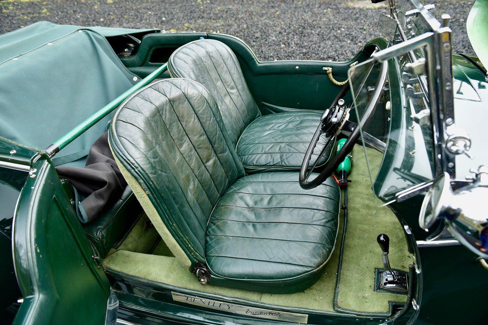 1936 Bentley 4¼-Litre Vanden Plas Tourer For Sale (picture 5 of 6)