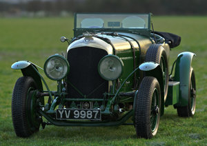 1927 Bentley 4 ½ Litre Le Mans style Tourer For Sale