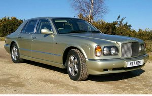 1999 Mint early Arnage For Sale