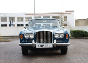 1966 Bentley T1 SOLD by Auction