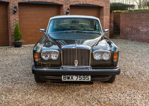 1977 Bentley T2 SOLD by Auction