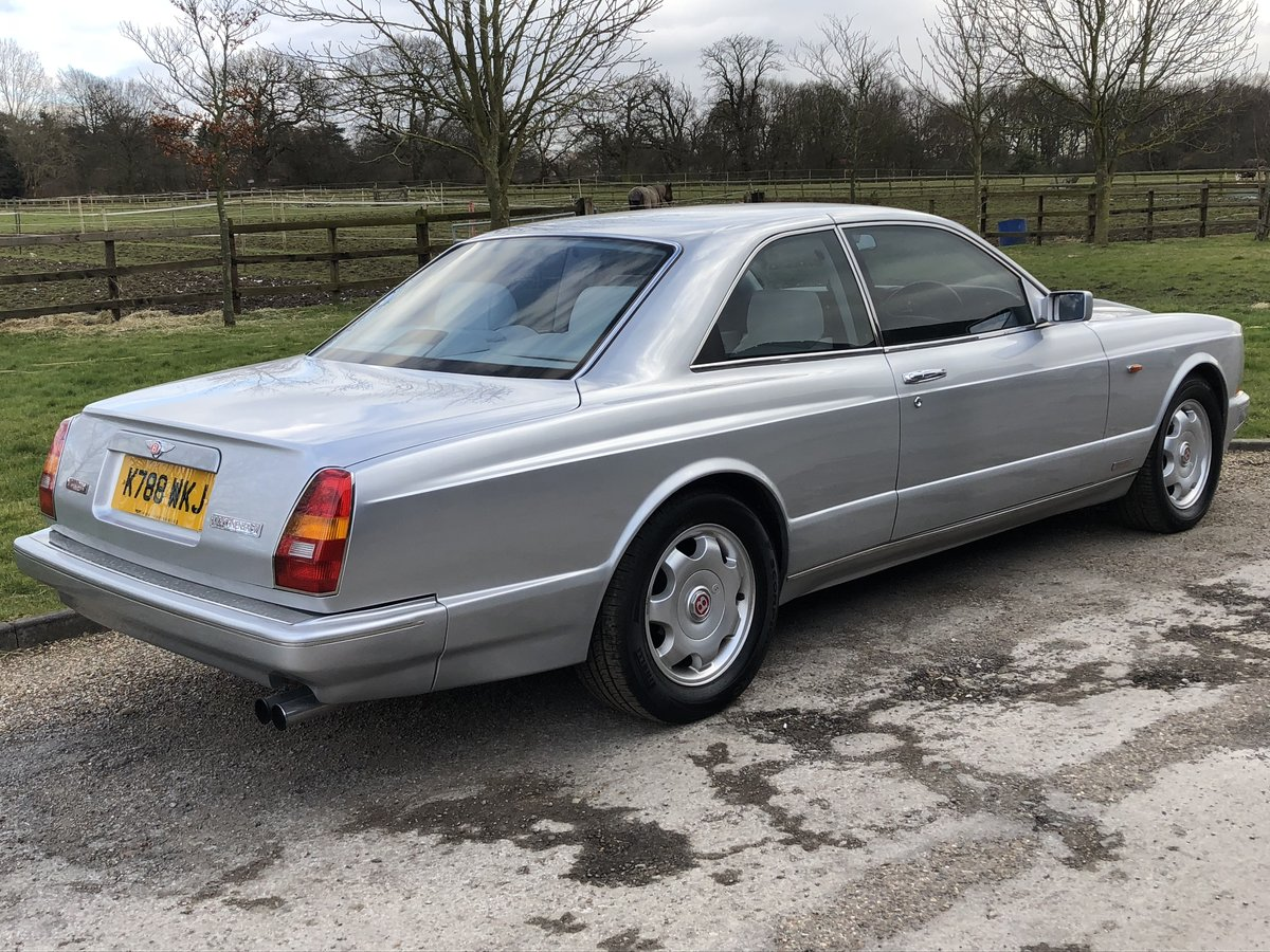 1992 Bentley Continental R. For Sale (picture 2 of 6)