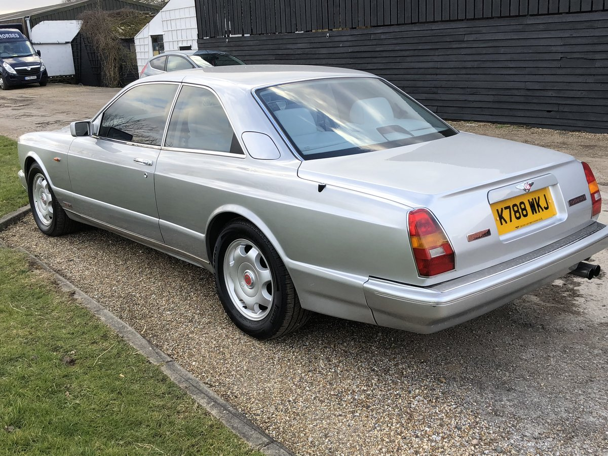 1992 Bentley Continental R. For Sale (picture 3 of 6)