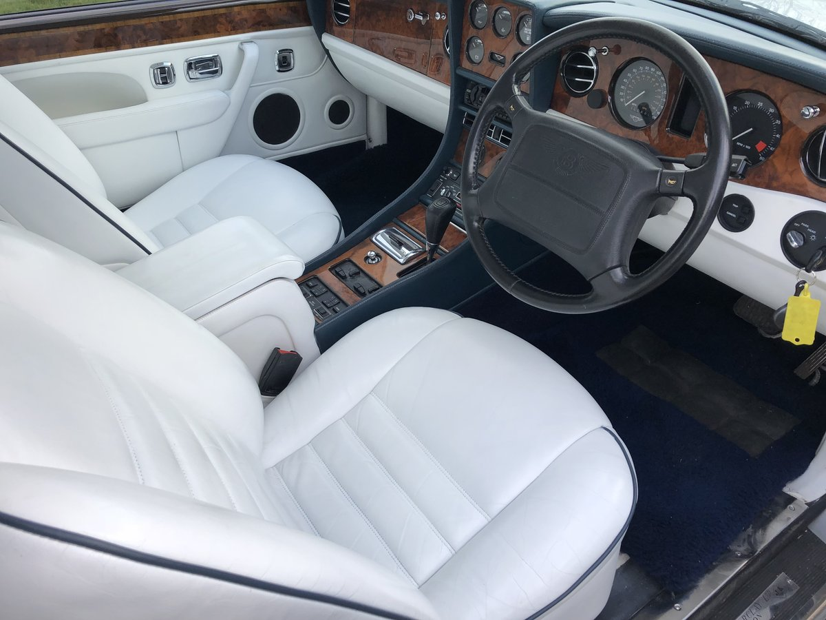 1992 Bentley Continental R. For Sale (picture 5 of 6)