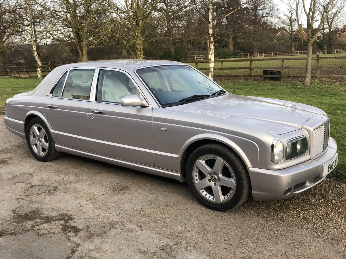 2003 Bentley Arnage T. For Sale (picture 1 of 5)