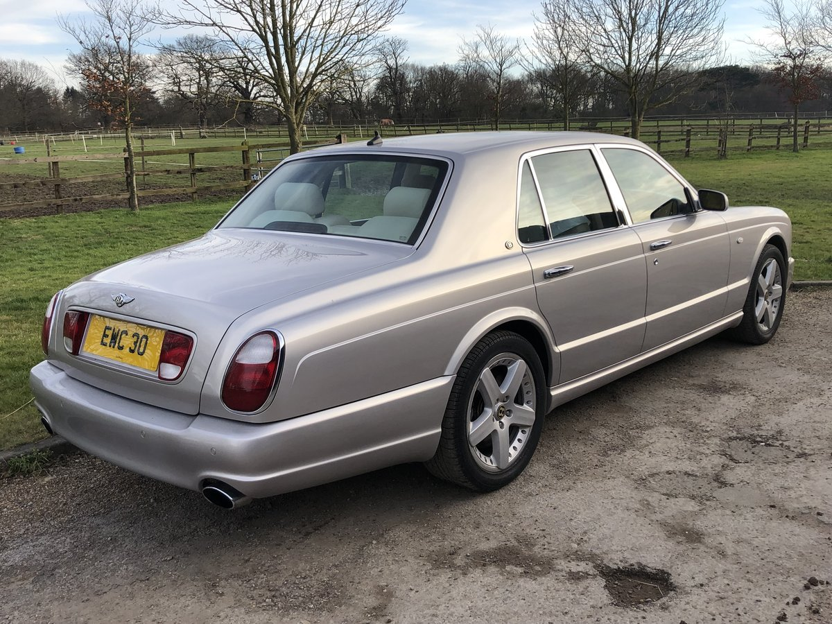 2003 Bentley Arnage T. For Sale (picture 2 of 5)