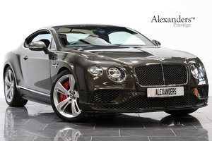 2015 15 15 BENTLEY CONTINENTAL GT SPEED 6.0 W12 AUTO