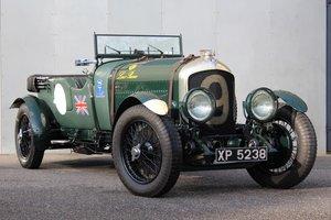 1924 Bentley 3/ 4 1/2 litre Open Tourer RHD For Sale