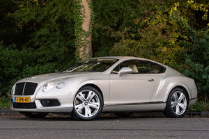 2013 BENTLEY CONTINENTAL  GT COUPÉ V8 For Sale