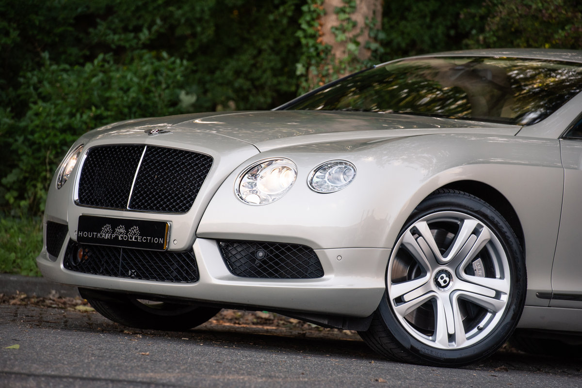 2013 BENTLEY CONTINENTAL  GT COUPÉ V8 For Sale (picture 2 of 6)