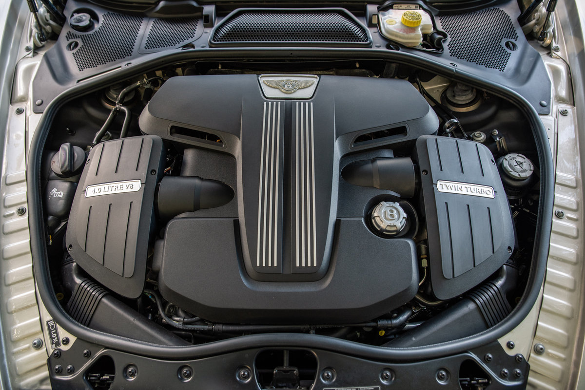 2013 BENTLEY CONTINENTAL  GT COUPÉ V8 For Sale (picture 6 of 6)