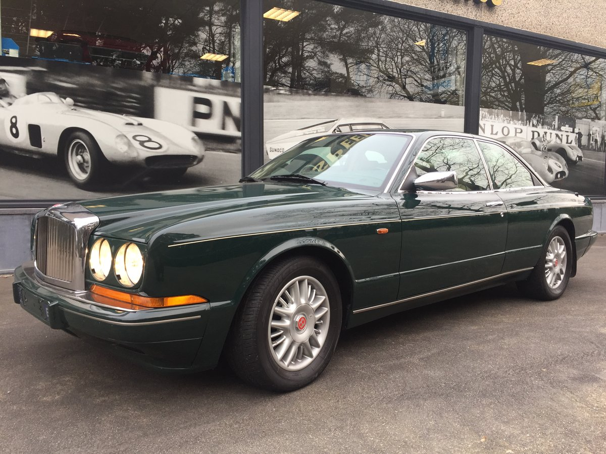 1993 Bentley Continental R For Sale (picture 1 of 6)