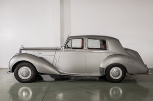 1953 BENTLEY R TYPE For Sale by Auction