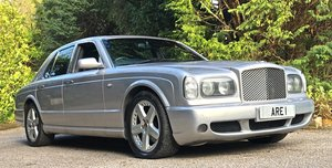 "2003 BENTLEY ARNAGE T  ""Black Label"" For Sale"