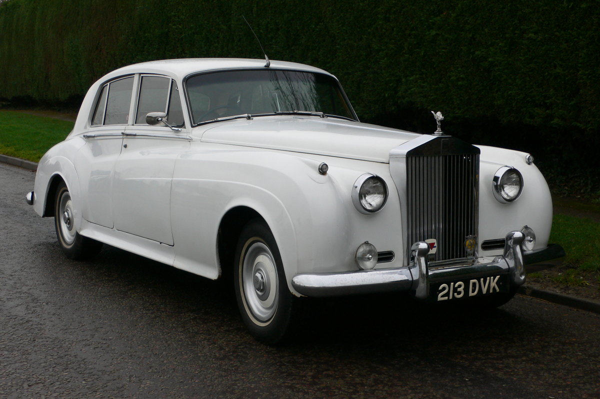 1958 Bentley S1 with Rolls-Royce Grille For Sale by Auction (picture 1 of 6)