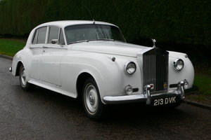 1958 Bentley S1 with Rolls-Royce Grille For Sale