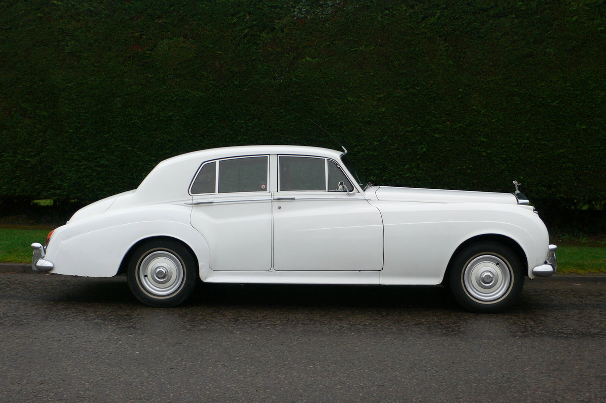 1958 Bentley S1 with Rolls-Royce Grille For Sale by Auction (picture 2 of 6)
