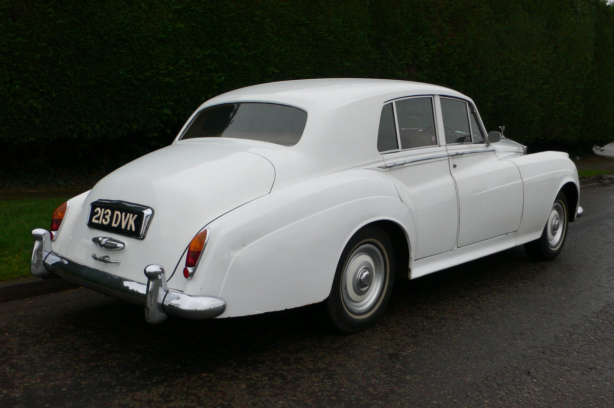 1958 Bentley S1 with Rolls-Royce Grille For Sale by Auction (picture 3 of 6)