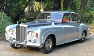 1964 BENTLEY S3 SPORTS SALOON For Sale