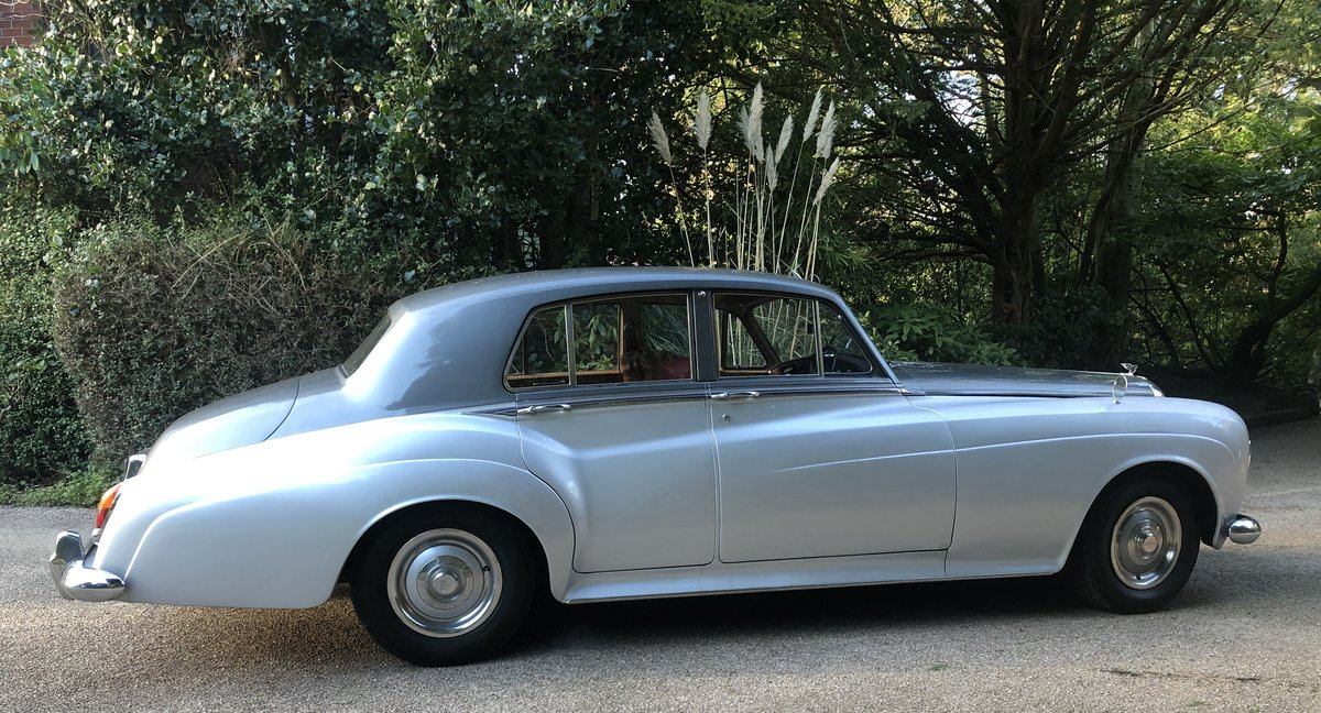 1964 BENTLEY S3 SPORTS SALOON For Sale (picture 3 of 6)