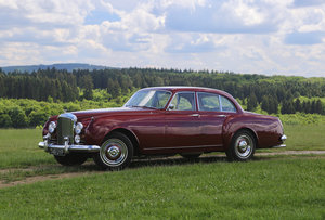 1960 Bentley S2 Continental Flying Spur RHD For Sale