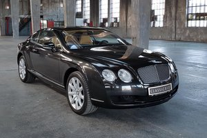 2005 Bentley Continental GT 6.0 W12 *9 march* RETRO CLASSICS SOLD by Auction