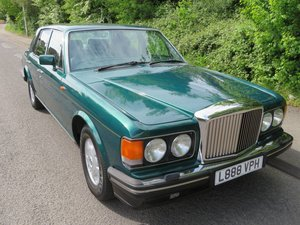 1993 Bentley Brooklands - 58,490 miles - on The Market SOLD by Auction