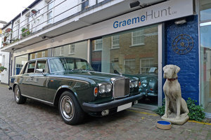 1977 Bentley T2 - low ownership & only 85.000 miles