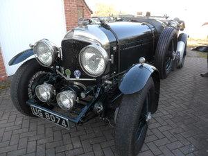 Petersen Bentley 6.5 Litre Registered 1934 For Sale