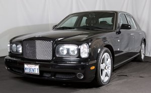 2003 Bentley Arnage T = All Black LHD  Loaded Options $29.9