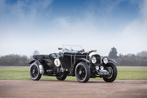 1929 BENTLEY 4½-LITRE VANDEN PLAS STYLE TOURER