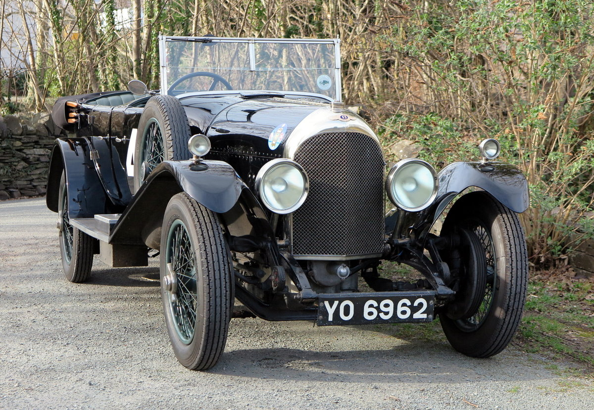 1926 Bentley 3 Ltr Gurney Nutting Open Tourer PH1465 For Sale (picture 1 of 6)