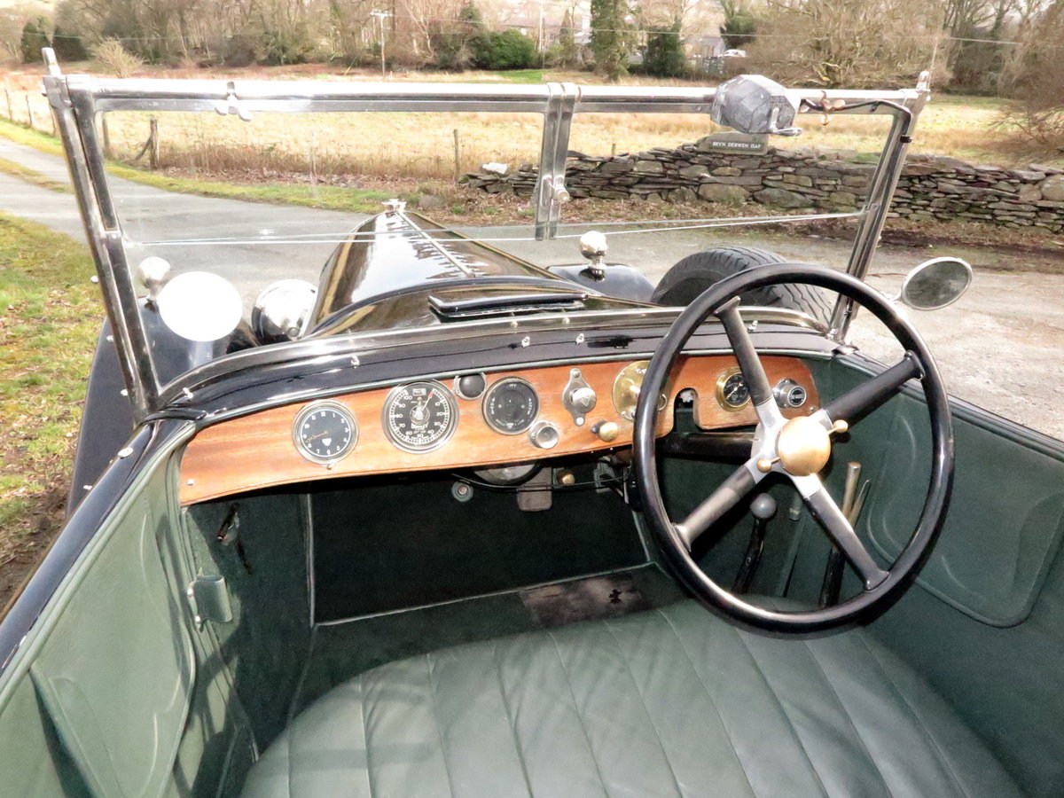 1926 Bentley 3 Ltr Gurney Nutting Open Tourer PH1465 For Sale (picture 3 of 6)