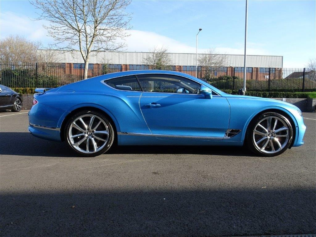 2019 Bentley Continental GT 6.0 W12 Auto RHD 200 miles (19) Reg For Sale (picture 2 of 6)