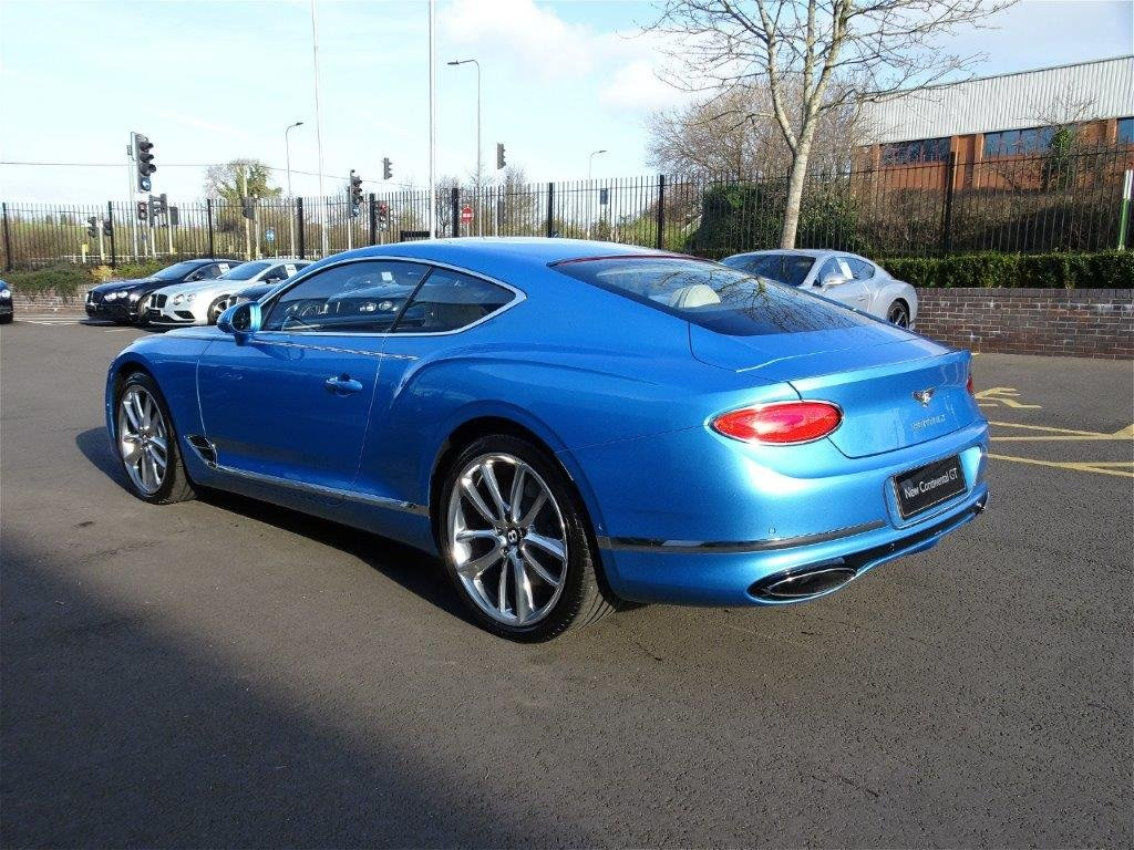 2019 Bentley Continental GT 6.0 W12 Auto RHD 200 miles (19) Reg For Sale (picture 3 of 6)