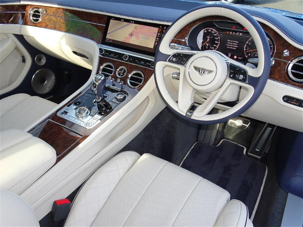 2019 Bentley Continental GT 6.0 W12 Auto RHD 200 miles (19) Reg For Sale (picture 6 of 6)