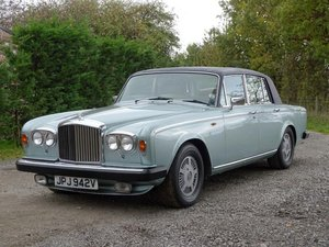 1980 Bentley T2 For Sale by Auction