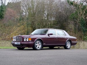 1997 Bentley Turbo RT For Sale by Auction