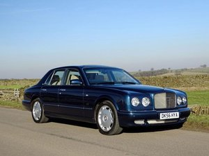 2006 Bentley Arnage Diamond Series For Sale by Auction