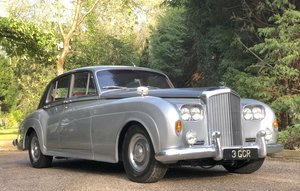 1957 BENTLEY S1 SPORTS SALOON  For Sale