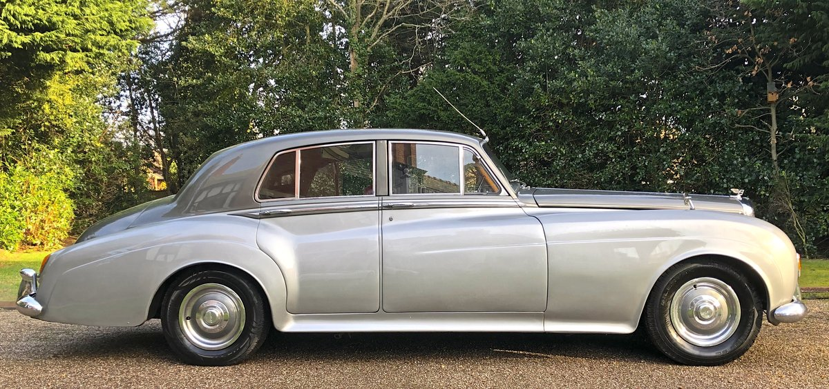 1957 BENTLEY S1 SPORTS SALOON  For Sale (picture 2 of 6)