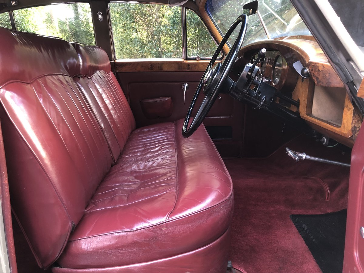 1957 BENTLEY S1 SPORTS SALOON  For Sale (picture 5 of 6)